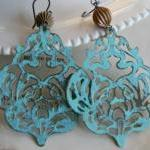Contessa Earrings - Filigre..